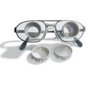 telescopic spectacles